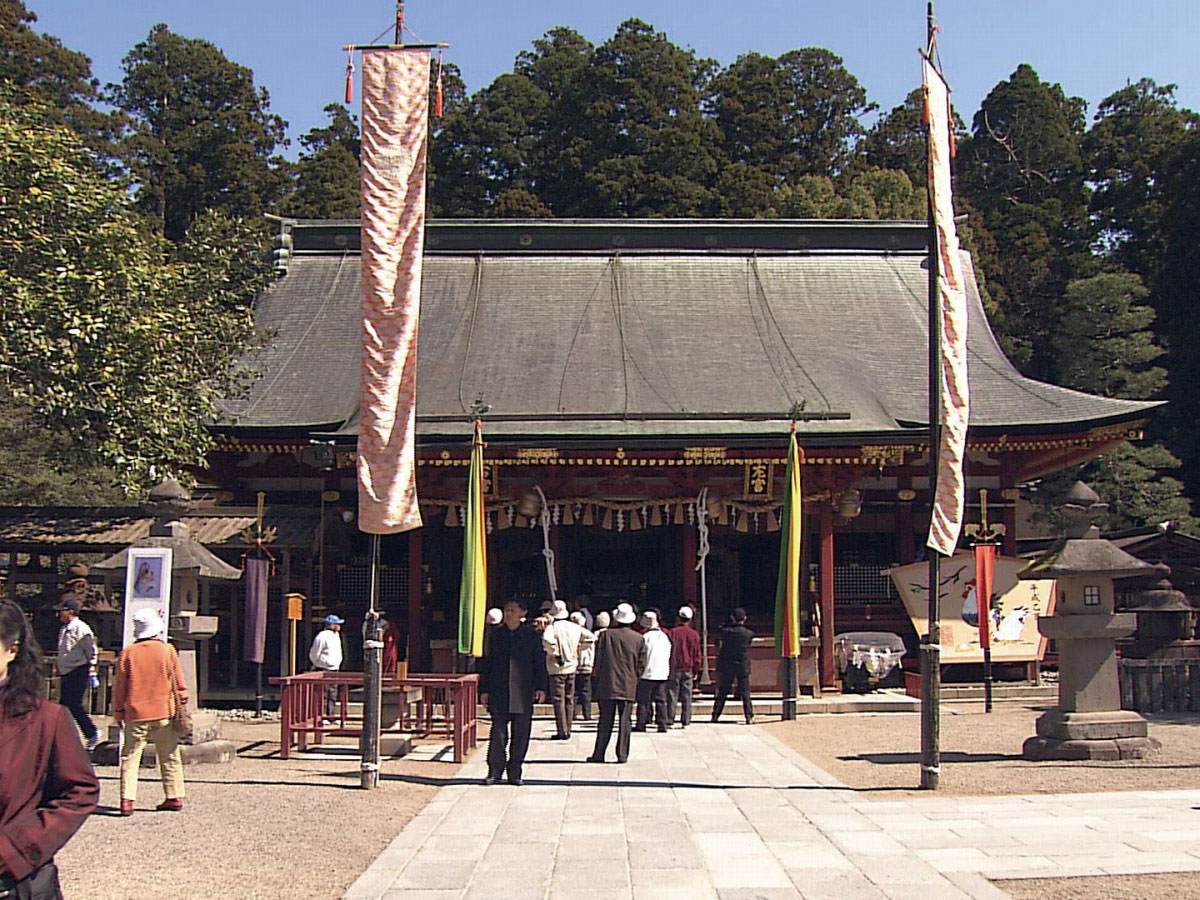 Shiogama Shrine/Shiwahiko Shrine_2