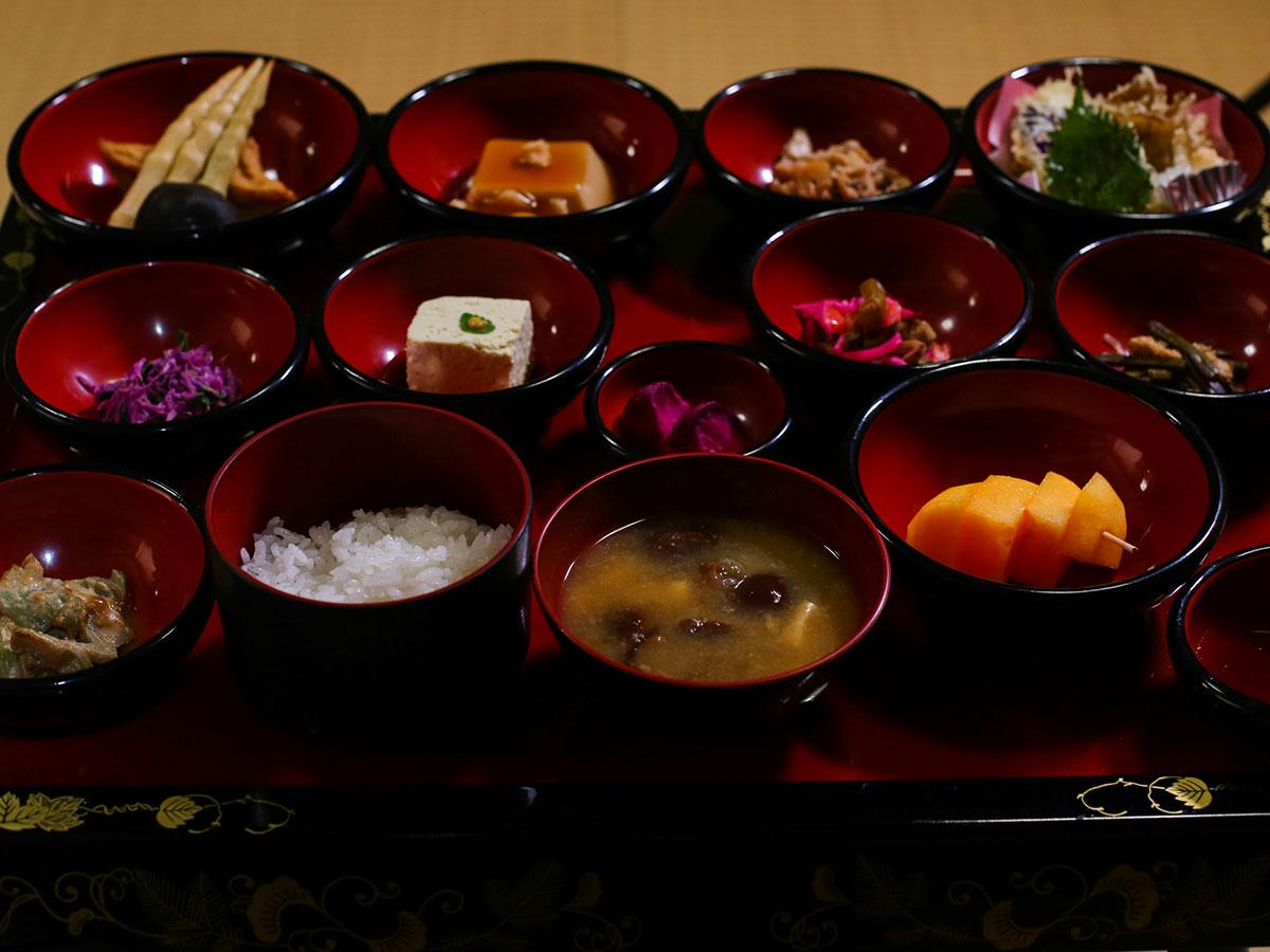 Japanese Shojin Ryori (Vegetarian Dishes)_2