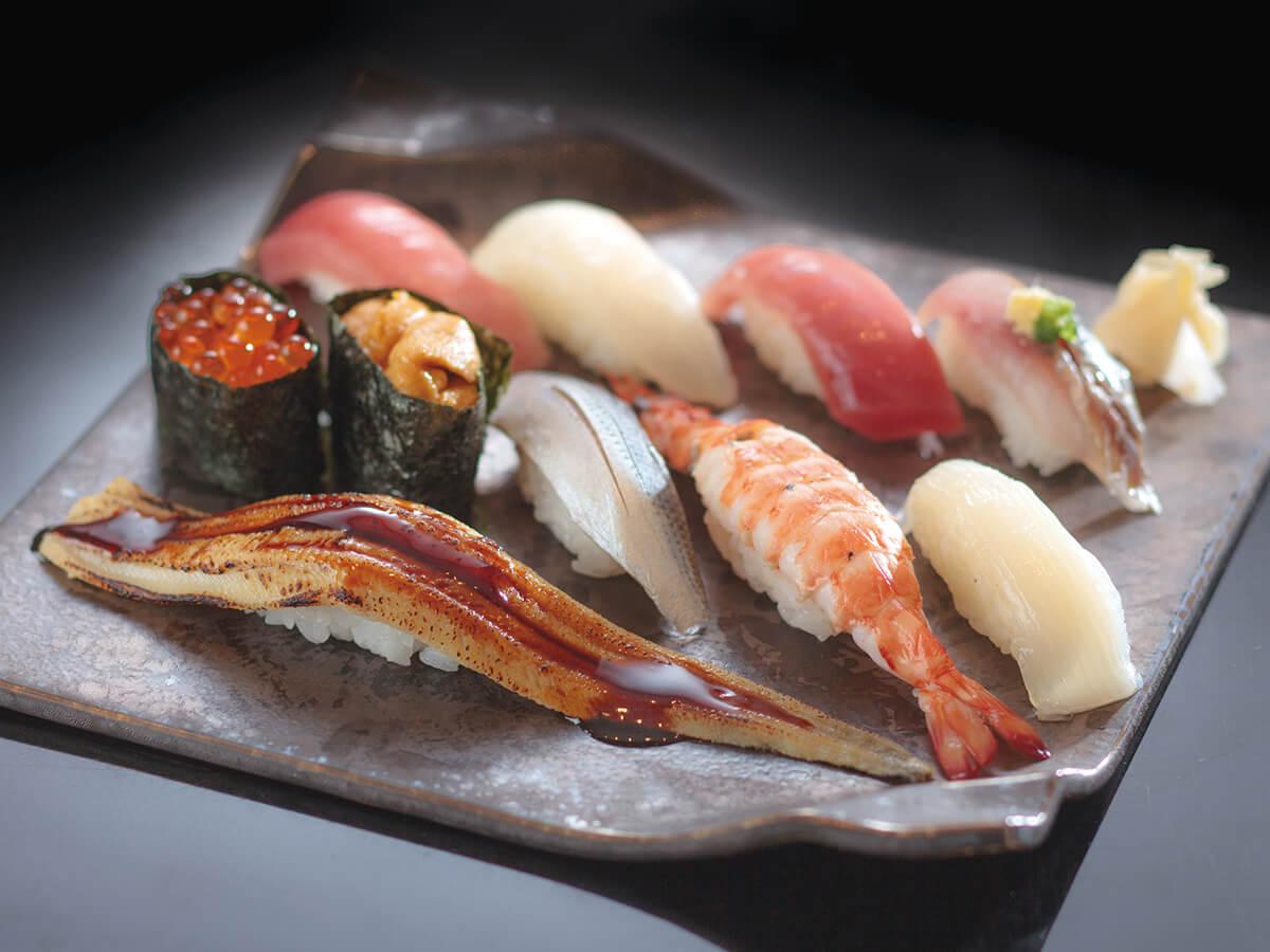 Shabu Shabu & Sushi Specialty Restaurant 'Hassan'_3