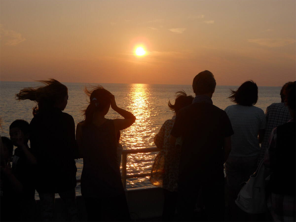 Romantic Sunset Cruises from Sakata Port_3