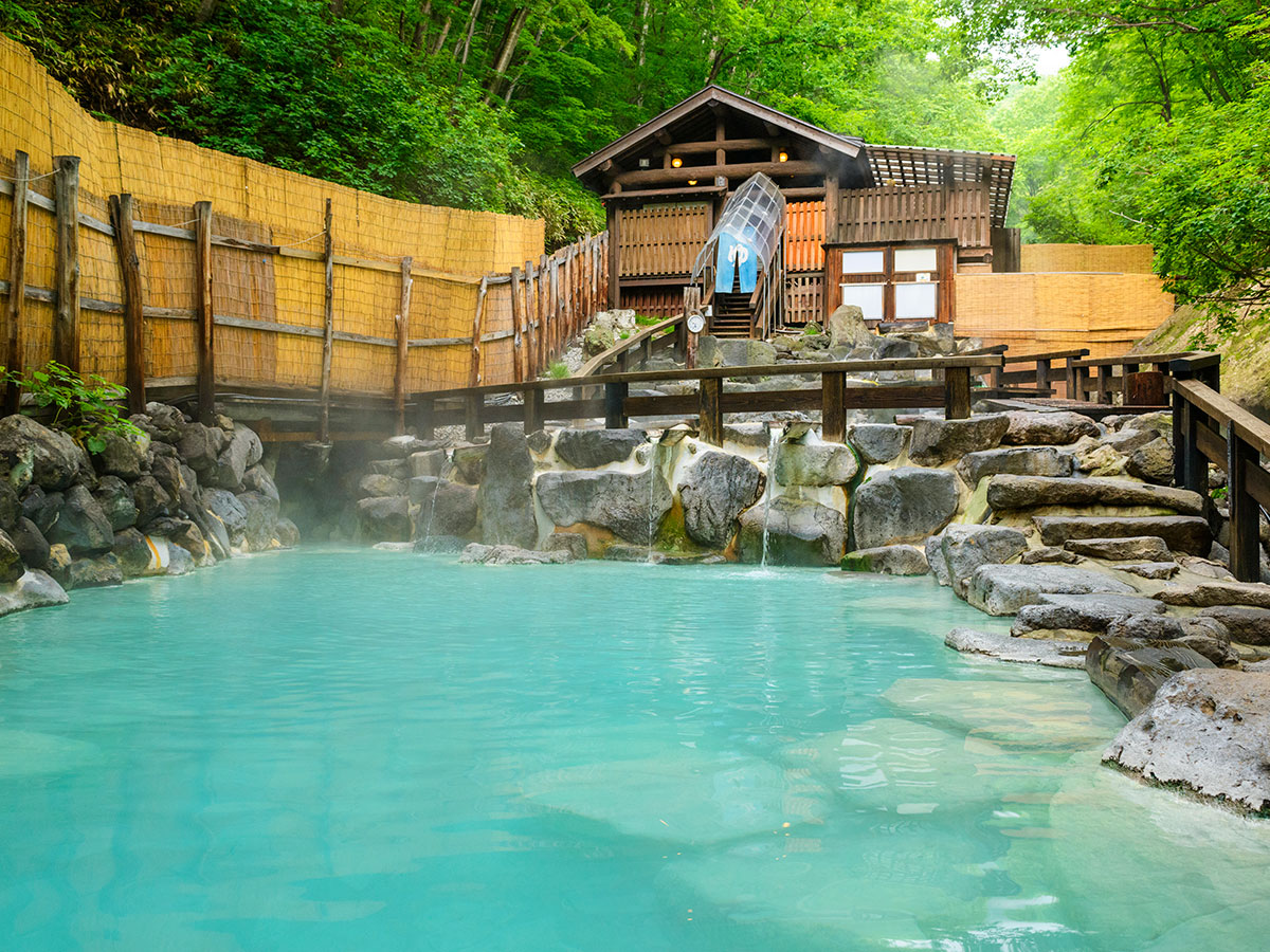 Zao Onsen district_1