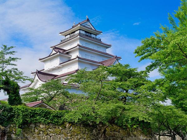 Castillo de Tsuruga