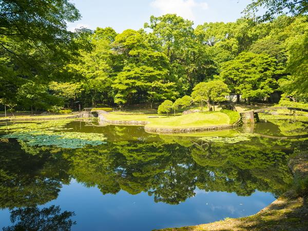 Koishikawa Korakuen Gardens