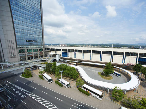 8:21 Estación de Koriyama