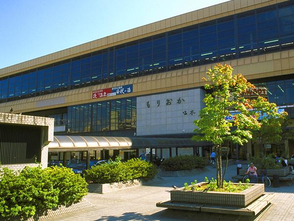 Gare de Morioka