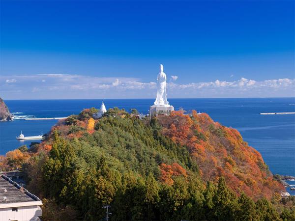 Gran Estatua de Kannon Kamaishi