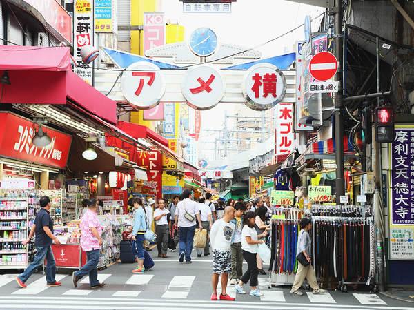 Ameyoko (Shopping Street)