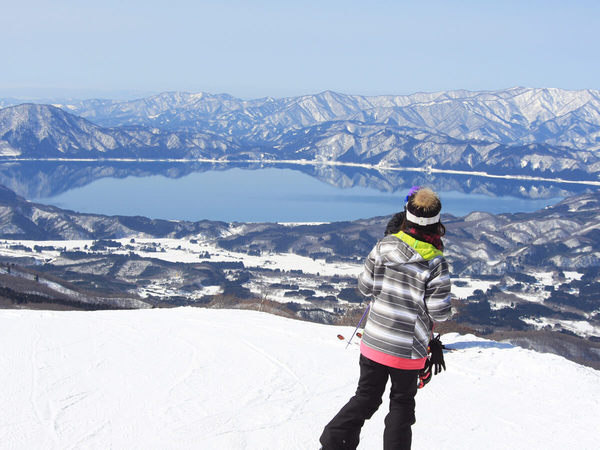 Tazawako-Skigebiet