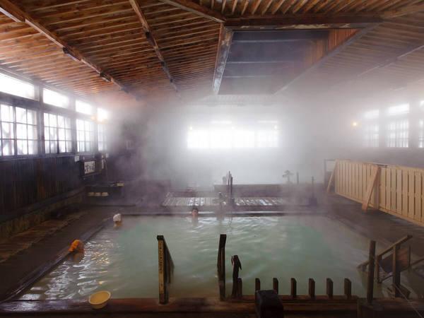 Onsen (sources chaudes) de Sukayu