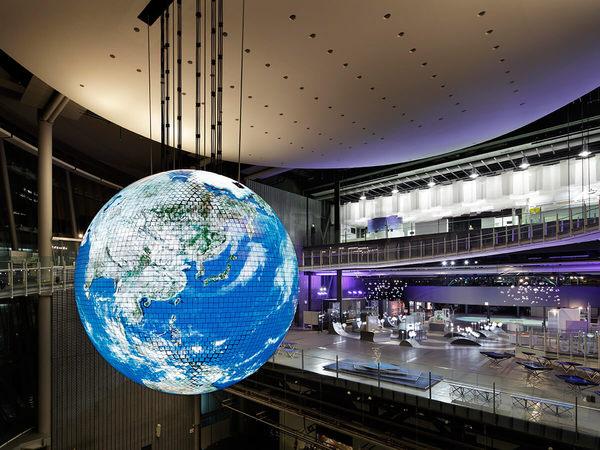 Miraikan - Nationalmuseum für kommende Wissenschaften und Innovation