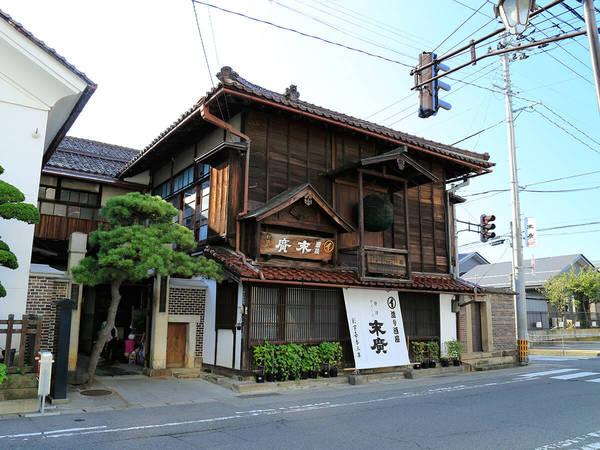 Nanukamachi-dori walking trail