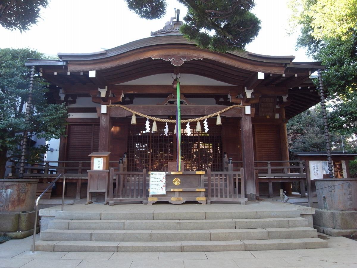 Sanctuaire de Hatonomori Hachima-jinja