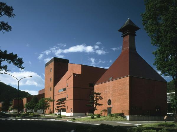 Die Nikka Whisky Sendai Factory-Miyagikyo Brennerei