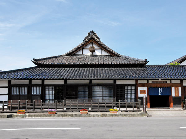 Museo de documentación de sake