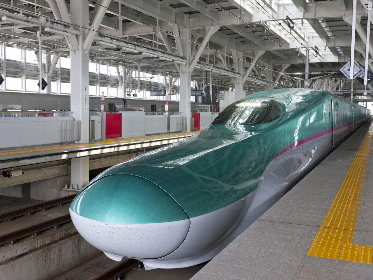 Estación de Shin Aomori_2