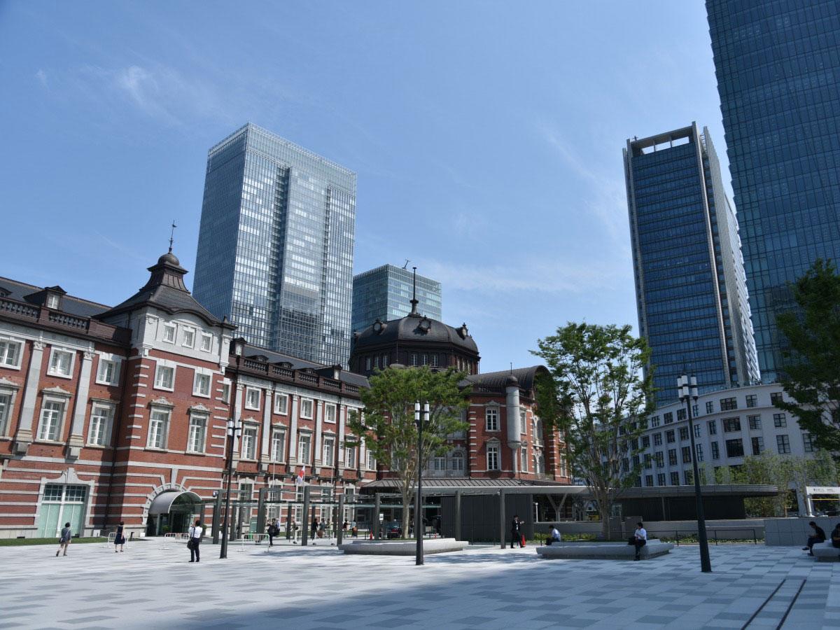 Marunouchi Naka-Dori Street_3