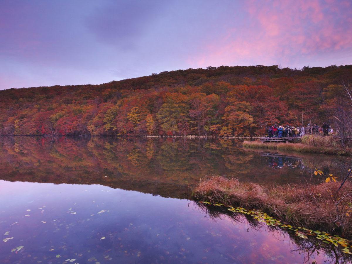 Tsuta Numa Lake_4