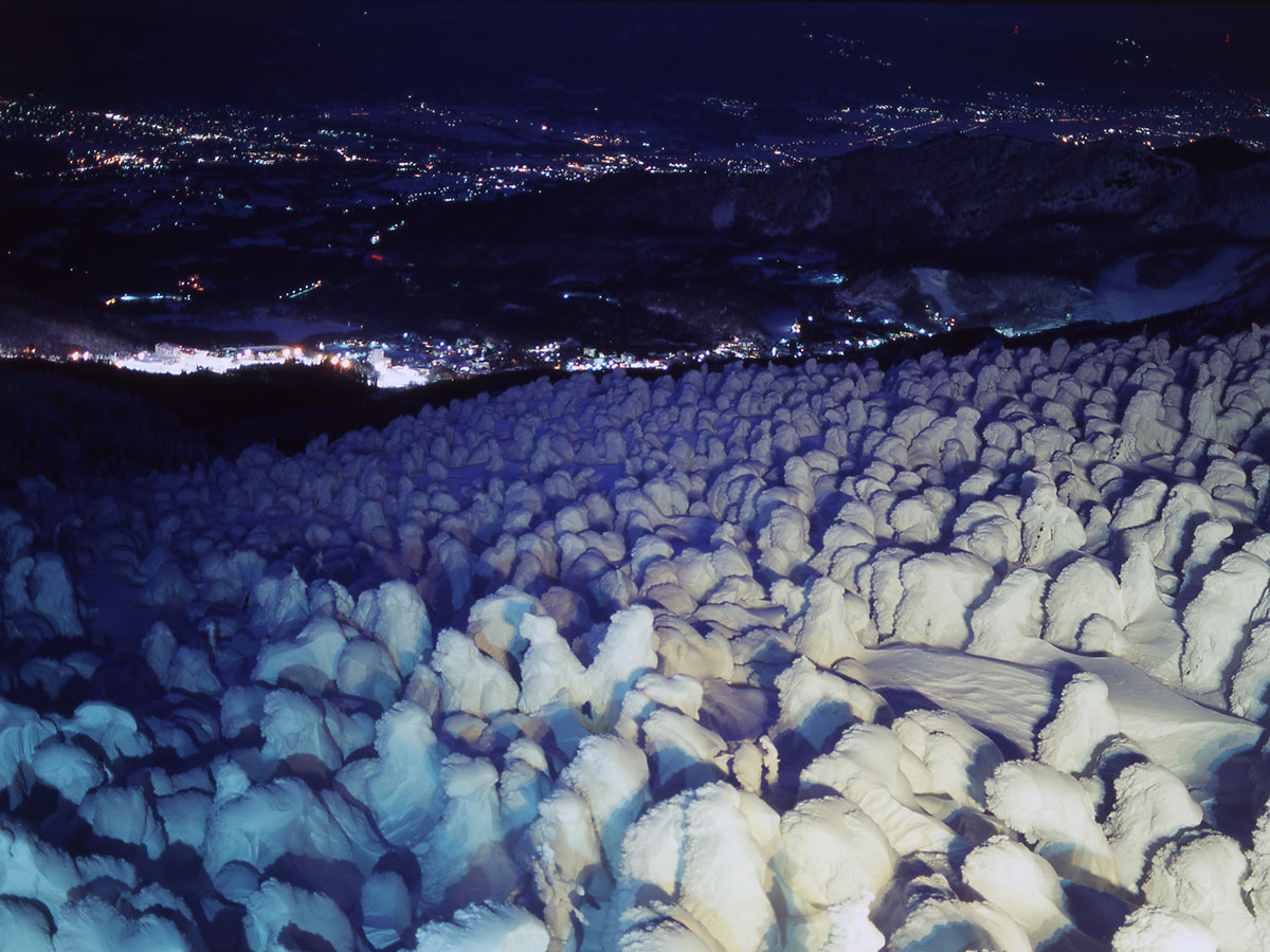 Zao Juhyo (Snow Monsters)_3